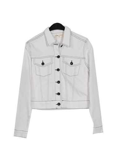 Koton Ceket Beyaz